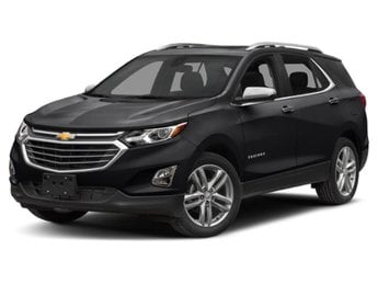 2019 Chevy Equinox Premier Automatic FWD SUV