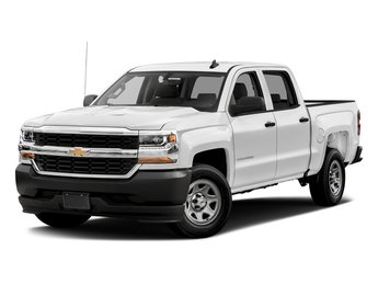 2018 Chevy Silverado 1500 WT Automatic RWD 4 Door Truck EcoTec3 5.3L V8 Flex Fuel Engine