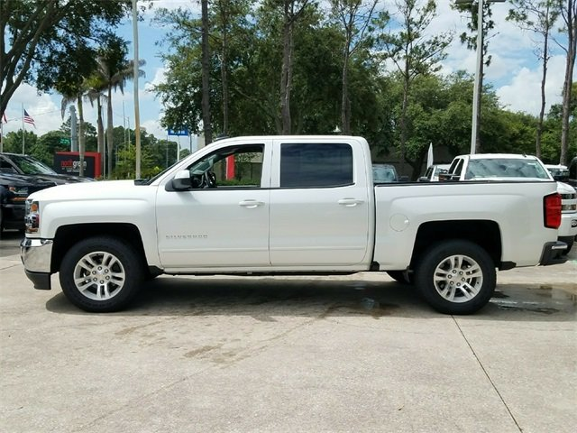 2018 Chevrolet Silverado 1500 LT 4 Door Truck EcoTec3 5.3L V8 Flex Fuel Engine Automatic RWD