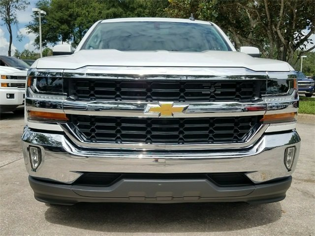 2018 Chevrolet Silverado 1500 LT 4 Door RWD EcoTec3 5.3L V8 Flex Fuel Engine Automatic