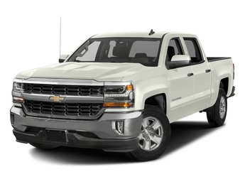 2018 Chevy Silverado 1500 LT 4 Door Automatic Truck RWD EcoTec3 5.3L V8 Flex Fuel Engine