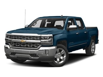 2018 Chevy Silverado 1500 LTZ Automatic Truck 4 Door