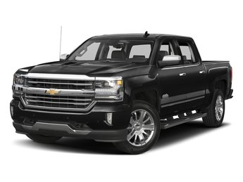 2018 Chevy Silverado 1500 High Country Automatic 4 Door RWD Truck EcoTec3 5.3L V8 Flex Fuel Engine