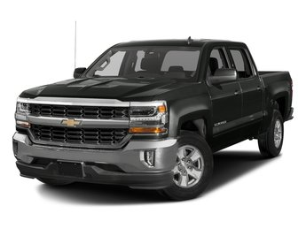 2018 Graphite Metallic Chevy Silverado 1500 LT 4 Door Truck EcoTec3 5.3L V8 Flex Fuel Engine
