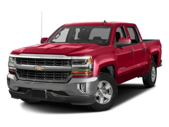 2018 Red Hot Chevy Silverado 1500 LT Automatic Truck 4X4