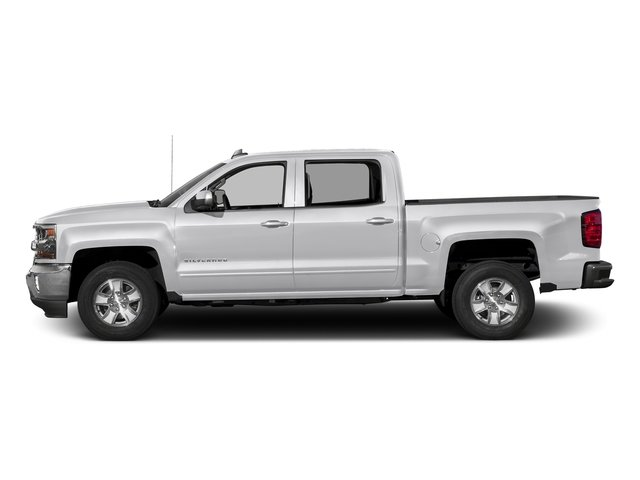 2018 Silver Ice Metallic Chevy Silverado 1500 LT EcoTec3 5.3L V8 Flex Fuel Engine Automatic Truck