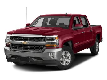 2018 Cajun Red Tintcoat Chevy Silverado 1500 LT EcoTec3 5.3L V8 Flex Fuel Engine Truck 4X4 4 Door Automatic