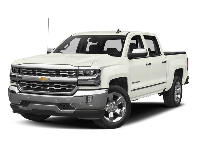 2018 Chevy Silverado 1500 LTZ 4 Door Truck Automatic 4X4 EcoTec3 5.3L V8 Flex Fuel Engine