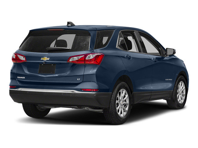 2018 Storm Blue Metallic Chevy Equinox LT 4 Door SUV FWD