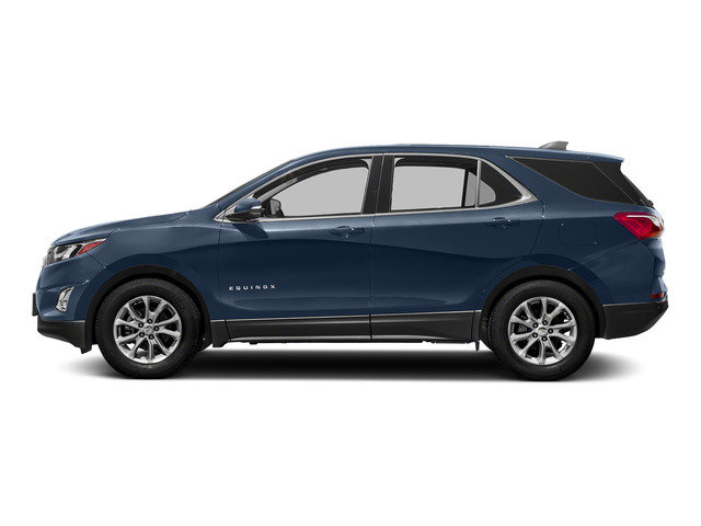 2018 Storm Blue Metallic Chevy Equinox LT 4 Door FWD Automatic SUV 1.5L DOHC Engine