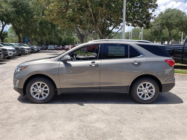 2019 Pepperdust Metallic Chevy Equinox LT 4 Door Automatic FWD SUV 1.5L DOHC Engine