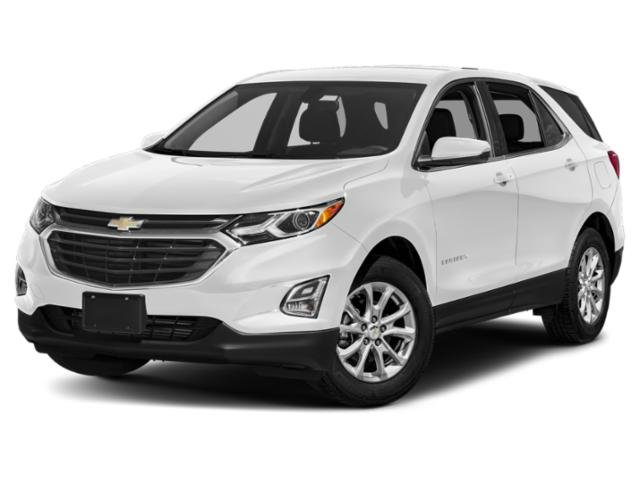 2019 Summit White Chevy Equinox LT SUV FWD Automatic 1.5L DOHC Engine