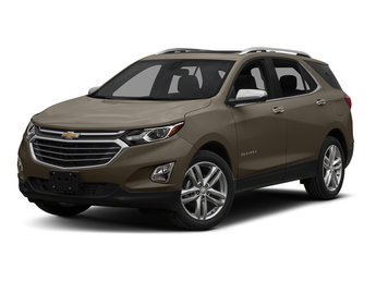 2018 Chevy Equinox Premier SUV 1.5L DOHC Engine FWD 4 Door Automatic