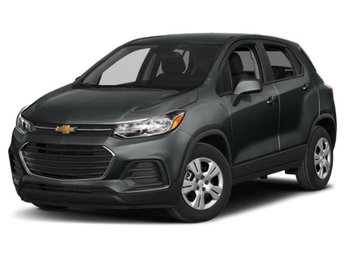 2019 Chevy Trax LS SUV FWD 4 Door Automatic ECOTEC 1.4L I4 SMPI DOHC Turbocharged VVT Engine