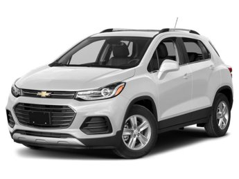 2019 Summit White Chevy Trax LT SUV Automatic FWD ECOTEC 1.4L I4 SMPI DOHC Turbocharged VVT Engine