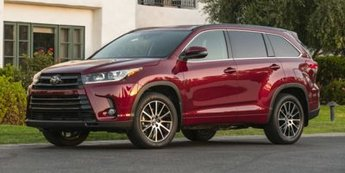 2017 Toyota Highlander XLE 4 Door AWD 3.5L V6 Engine SUV