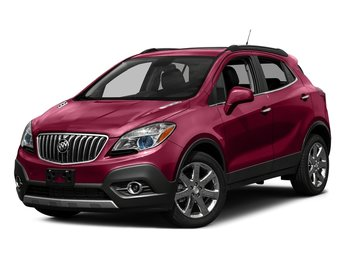 2016 Buick Encore Leather ECOTEC 1.4L I4 SMPI DOHC Turbocharged VVT Engine Automatic SUV