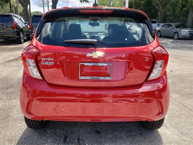 2019 Chevy Spark 1LT 1.4L DOHC Engine Hatchback FWD Automatic (CVT)