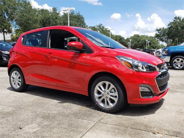2019 Chevy Spark 1LT Hatchback 1.4L DOHC Engine Automatic (CVT) 4 Door FWD