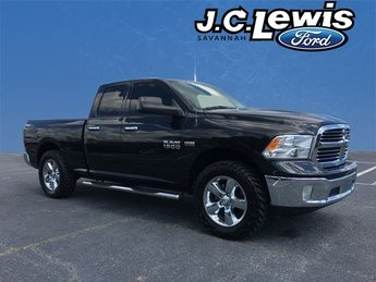 2016 Ram 1500 Big Horn 4 Door HEMI 5.7L V8 Multi Displacement VVT Engine Truck