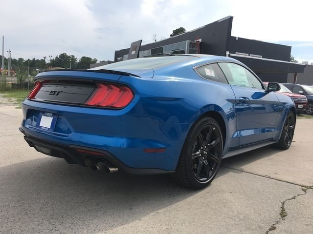 2019 Ford Mustang GT Premium Coupe 2 Door RWD Manual