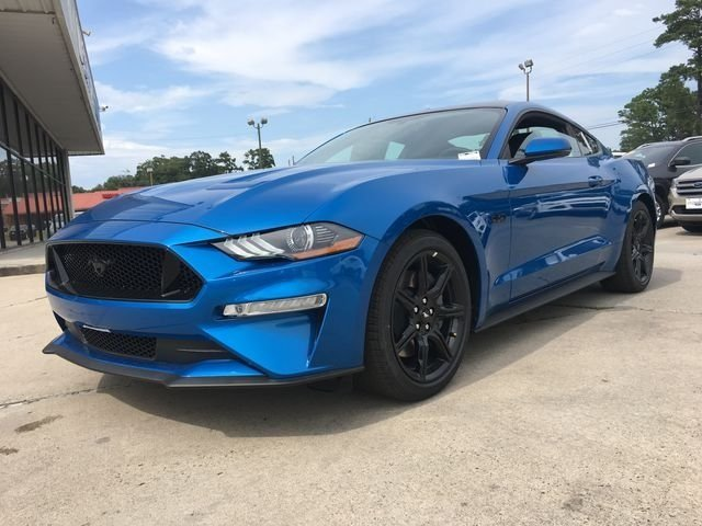 2019 Ford Mustang GT Premium 5.0L V8 Ti-VCT Engine Manual RWD