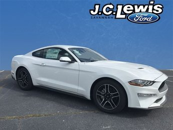 2018 Ford Mustang EcoBoost Premium Automatic Coupe RWD EcoBoost 2.3L I4 GTDi DOHC Turbocharged VCT Engine 2 Door