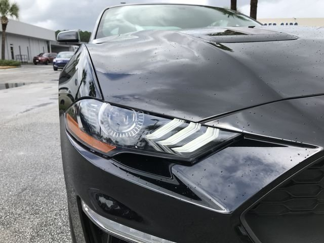 2018 Ford Mustang EcoBoost 2 Door RWD Automatic Coupe
