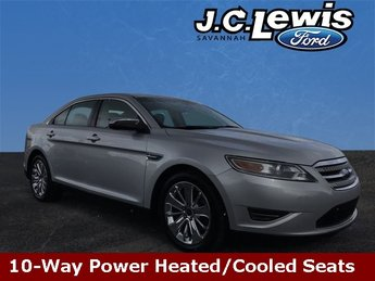 2010 Ford Taurus Limited FWD Sedan Automatic 4 Door Duratec 3.5L V6 Engine