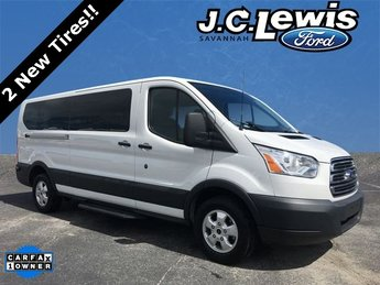2017 Ford Transit-350 XLT Automatic 3 Door Van RWD 3.7L V6 Ti-VCT 24V Engine