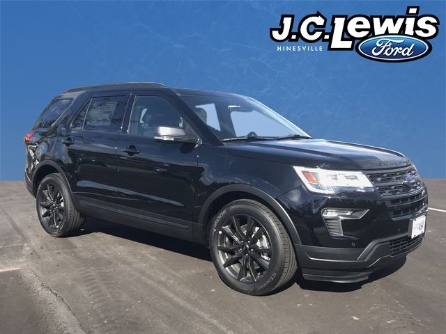 2018 Ford Explorer XLT 3.5L V6 Ti-VCT Engine SUV Automatic 4 Door
