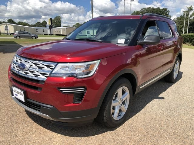 2018 Ford Explorer XLT 3.5L V6 Ti-VCT Engine FWD SUV 4 Door Automatic