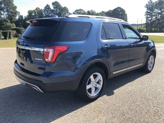 2016 Ford Explorer XLT Automatic SUV FWD 4 Door