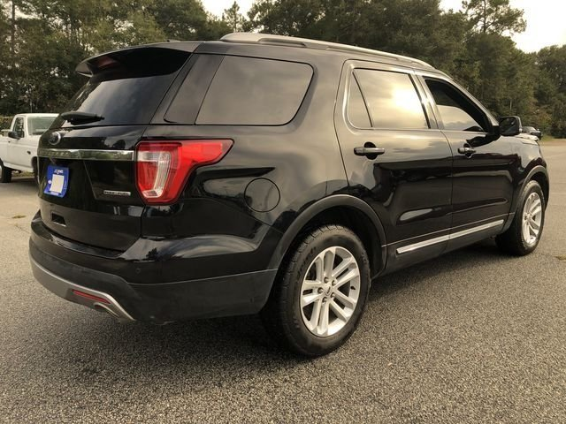 2016 Shadow Black Ford Explorer XLT Automatic 4 Door SUV