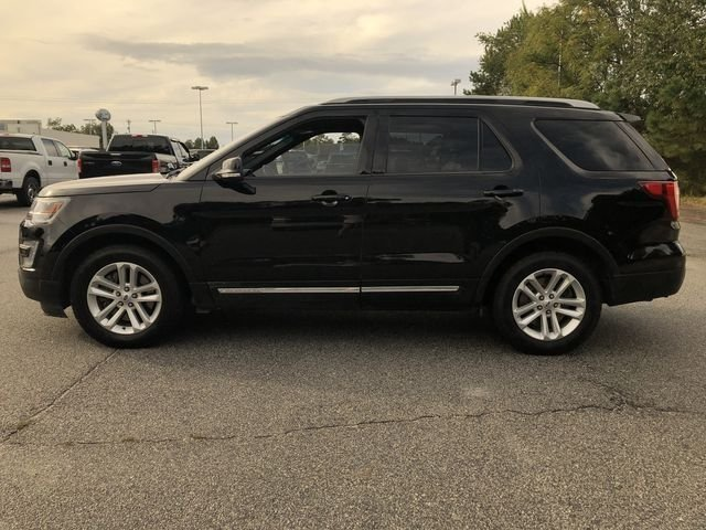 2016 Shadow Black Ford Explorer XLT SUV 3.5L 6-Cylinder SMPI DOHC Engine Automatic