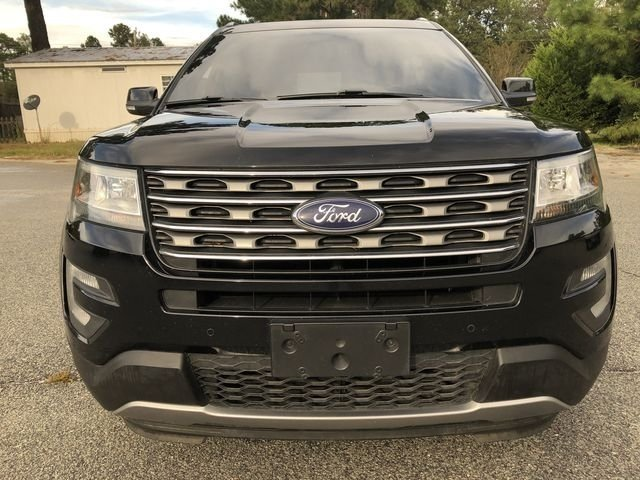 2016 Ford Explorer XLT FWD 3.5L 6-Cylinder SMPI DOHC Engine 4 Door Automatic SUV