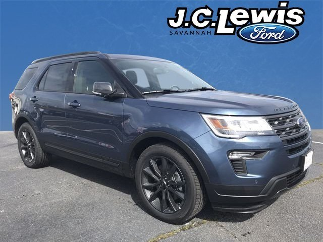 2018 Ford Explorer XLT 4 Door Automatic FWD