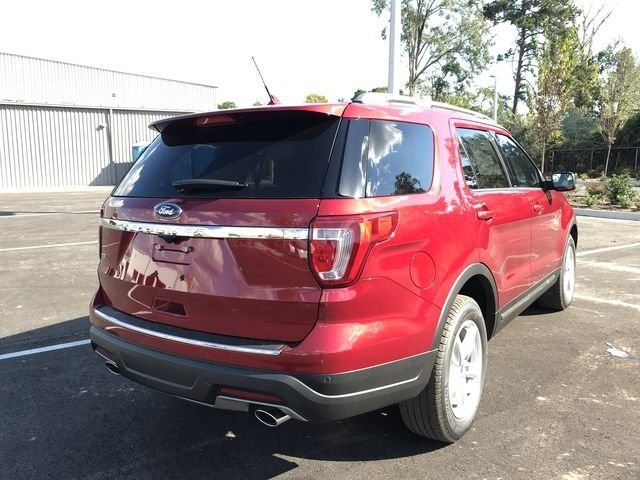 2018 Ford Explorer XLT 3.5L V6 Ti-VCT Engine SUV FWD Automatic 4 Door