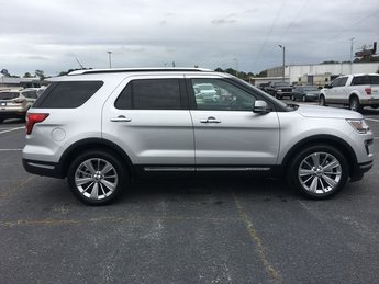 2018 Ford Explorer Limited 4 Door Automatic FWD 3.5L V6 Ti-VCT Engine
