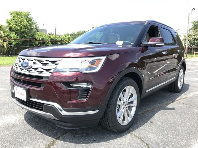 2018 Ford Explorer Limited 2.3L I4 Engine FWD SUV