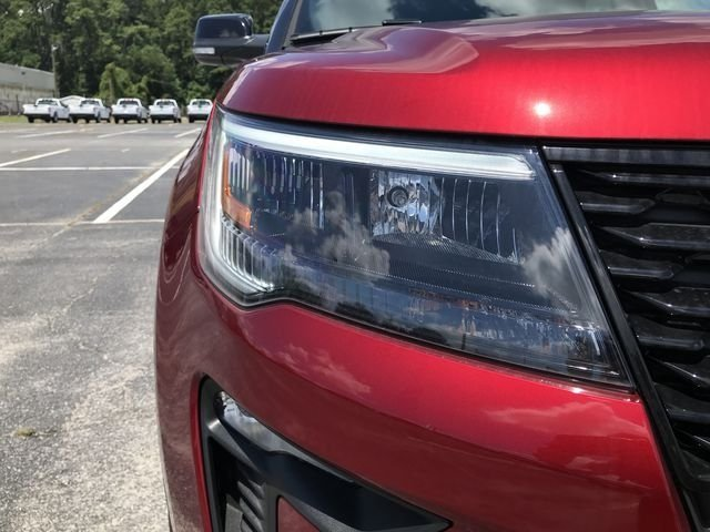 2018 Ford Explorer Sport 4X4 4 Door 3.5L Engine Automatic