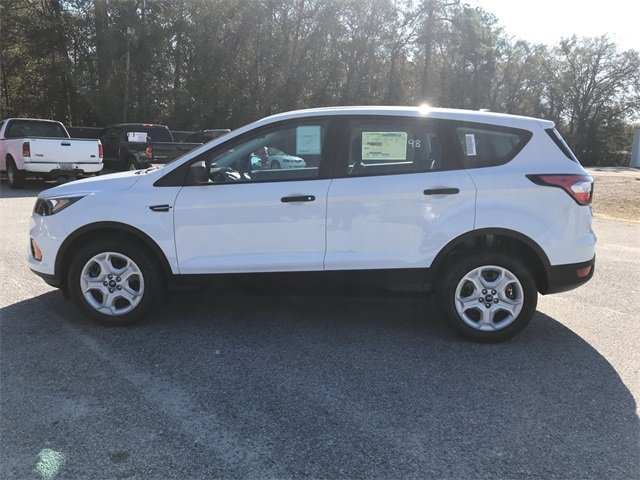2018 Ford Escape S FWD Automatic 2.5L iVCT Engine SUV