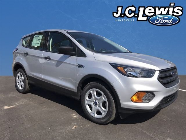 2018 Ford Escape S Automatic 4 Door SUV 2.5L iVCT Engine FWD