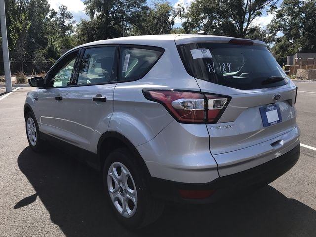 2018 Ford Escape S 2.5L iVCT Engine Automatic FWD