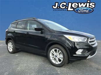 2018 Ford Escape SE 4 Door SUV EcoBoost 1.5L I4 GTDi DOHC Turbocharged VCT Engine