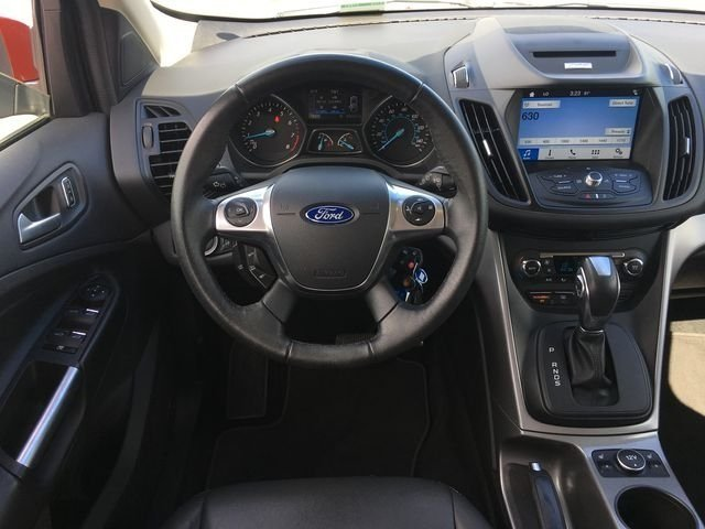 2016 Ford Escape SE EcoBoost 1.6L I4 GTDi DOHC Turbocharged VCT Engine 4 Door SUV FWD Automatic