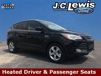 2016 Shadow Black Ford Escape SE EcoBoost 1.6L I4 GTDi DOHC Turbocharged VCT Engine SUV 4 Door Automatic FWD