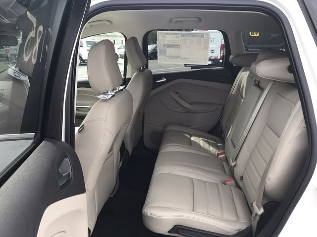 2018 Ford Escape SEL SUV Automatic EcoBoost 1.5L I4 GTDi DOHC Turbocharged VCT Engine FWD