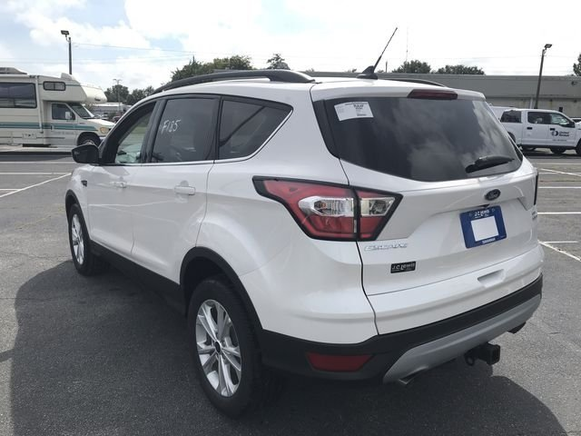 2018 Ford Escape SEL 4 Door EcoBoost 1.5L I4 GTDi DOHC Turbocharged VCT Engine Automatic SUV FWD