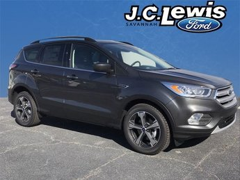 2018 Magnetic Metallic Ford Escape SEL SUV Automatic 4 Door FWD